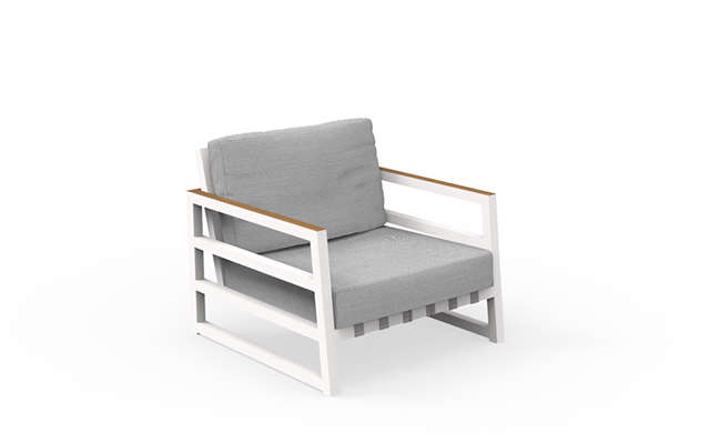Alabama - Lounge Chair / Talenti