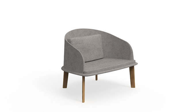 Cleo - Lounge Chair / Talenti