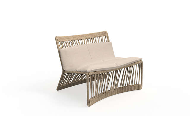 Cliff - Lounge Chair / Talenti
