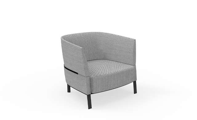 Eden - Lounge Chair / Talenti