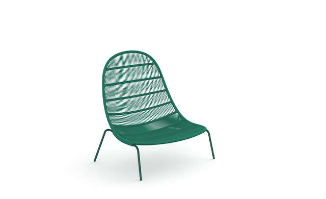 Panama - Lounge Chair / Talenti