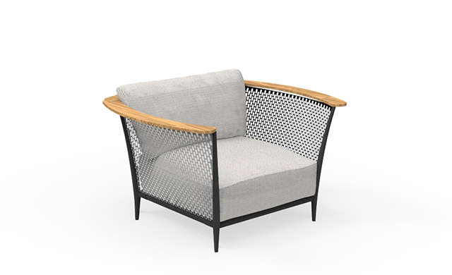 Pascal - Lounge Chair / Talenti