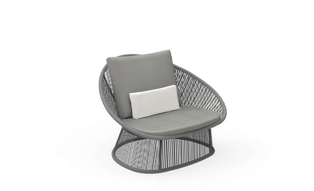 Rope - Lounge Chair / Talenti