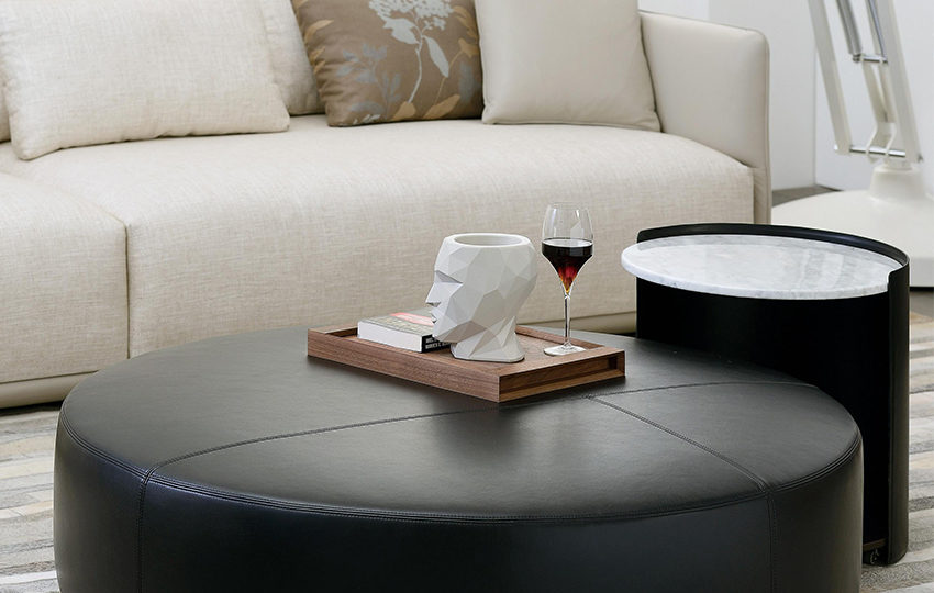 Harmon Coffee Side Tables Camerich Henri Living
