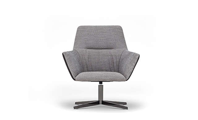 Qing - Lounge Chair / Camerich