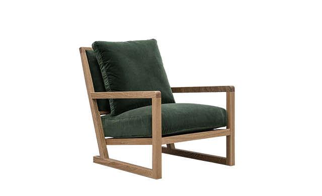 Simon - Lounge Chair / Camerich