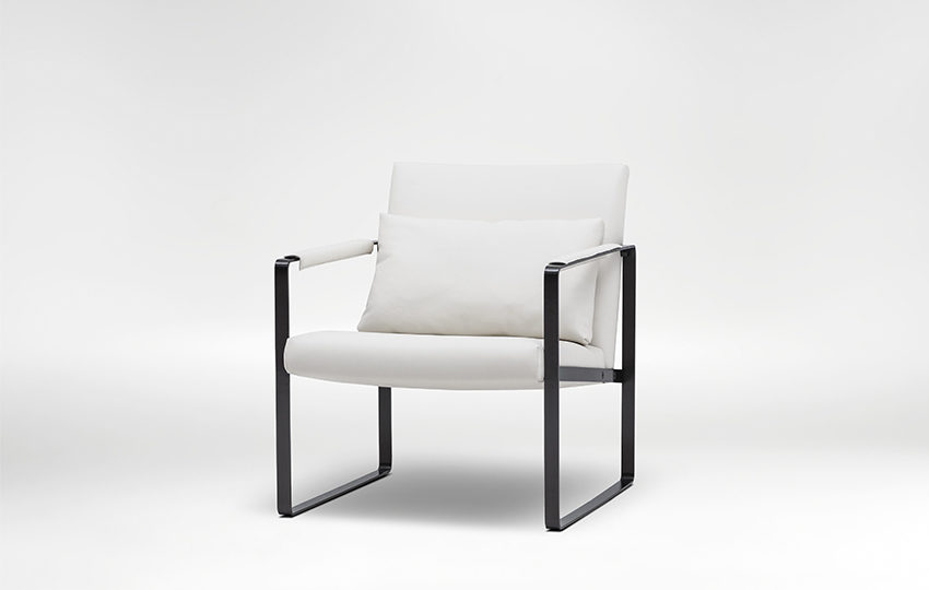 Leman Small Lounge Chairs Camerich Henri Living