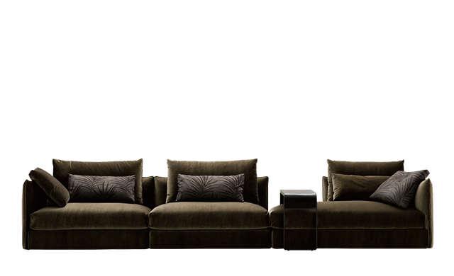 Era - Sofa Collection / Camerich