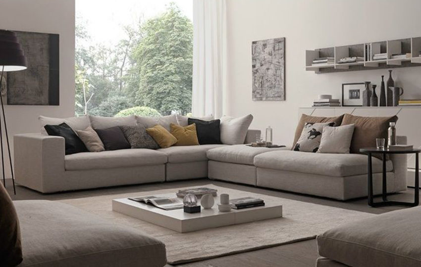 The Casa Sofa Is Fashionably Modern Stuffed With The Finest Down Feathers  And Low To The Ground. It Is The First Word In Relaxed Elegance.