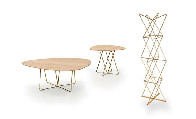 Dabliu - Table Collection / Désirée