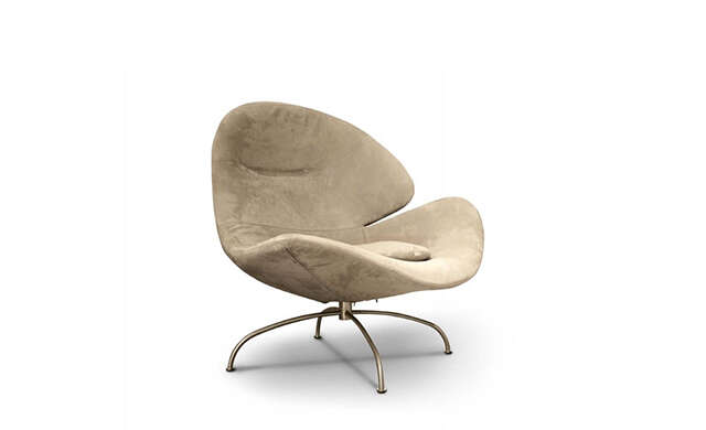 Cloé - Lounge Chair / Désirée