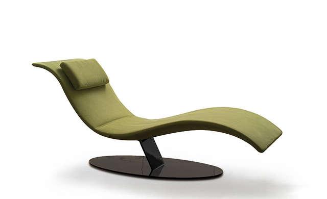 Eli Fly - Lounge Chair / Désirée