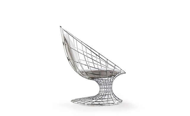 Filo - Lounge Chair / Désirée