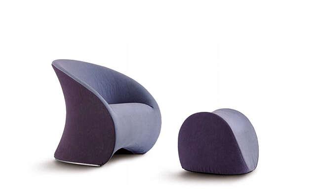 Le Midi - Lounge Chair / Désirée