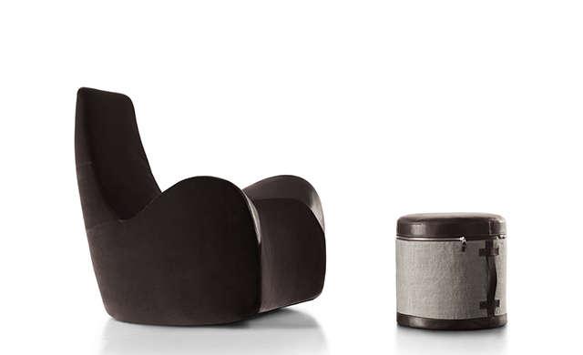 Troy - Lounge Chair / Désirée