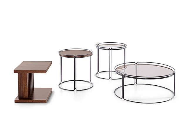 Monolith - Table Collection / Ditre Italia