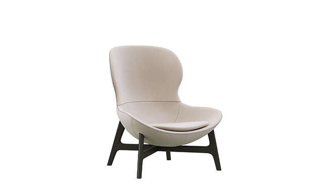 Round - Lounge Chair / Ditre Italia