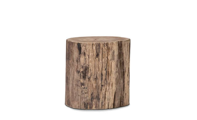 Pure Natural Stump - Side Table / Harbour Outdoor