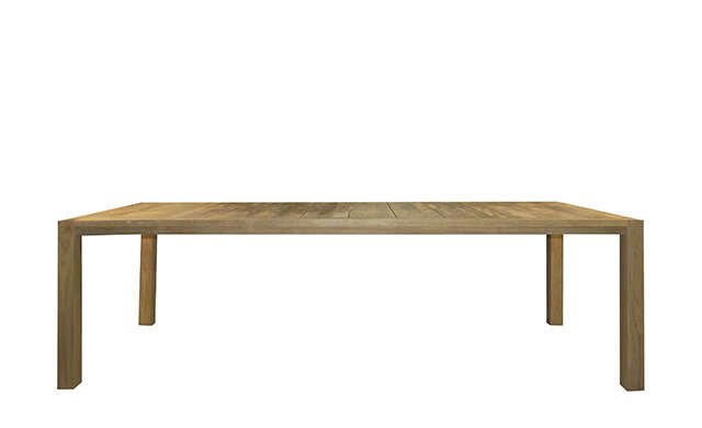 Pier Teak - Straight Leg / Harbour Outdoor