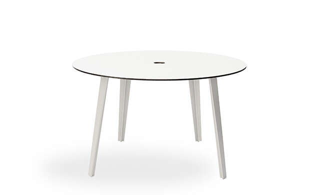 Clovelly - Round Dining Table / Harbour Outdoor