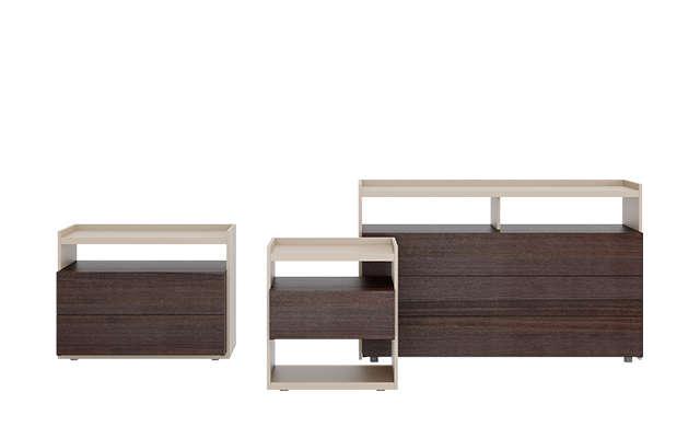 Icon - Bedside Table / Jesse