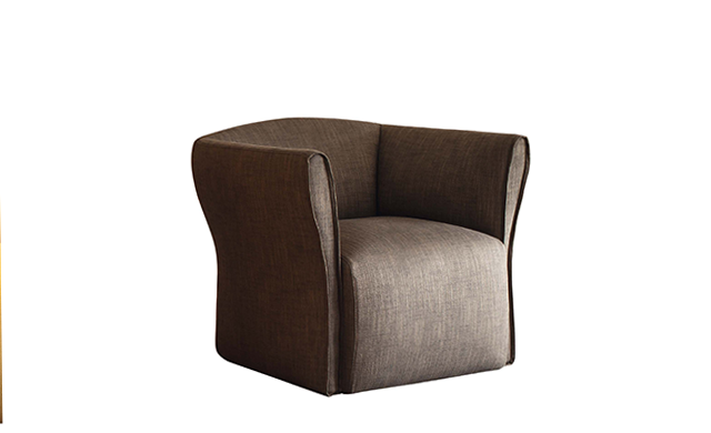 Fedra - Lounge Chair / Jesse
