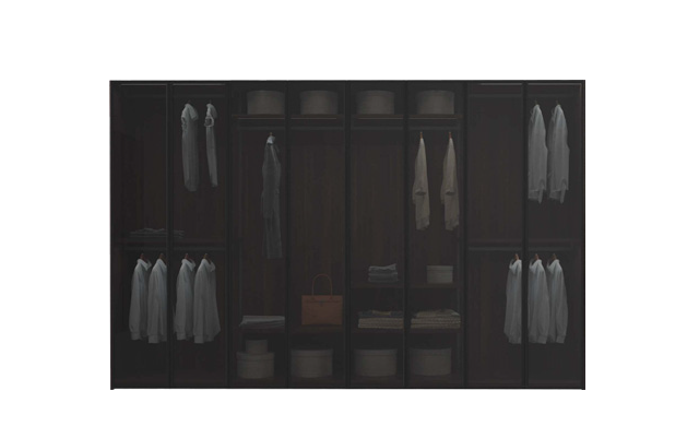 Glass - Hanging Wardrobe / Jesse