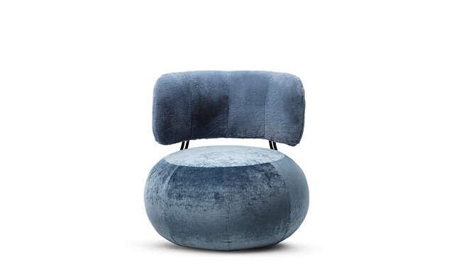 Baby Geo - Lounge Chair / Saba Italia