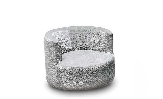 Chance - Lounge Chair / Saba Italia