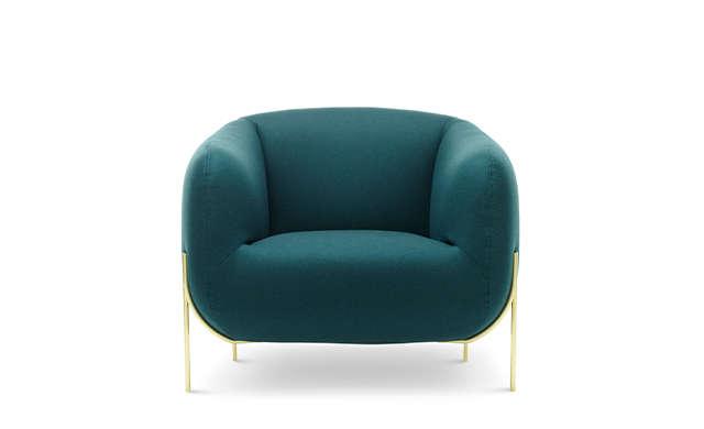 Geo - Lounge Chair / Saba Italia