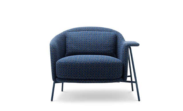 Kepi - Lounge Chair / Saba Italia