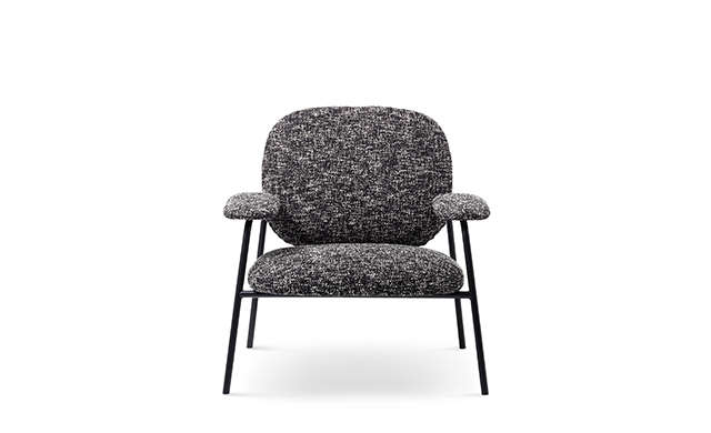 Philo - Lounge Chair / Saba Italia