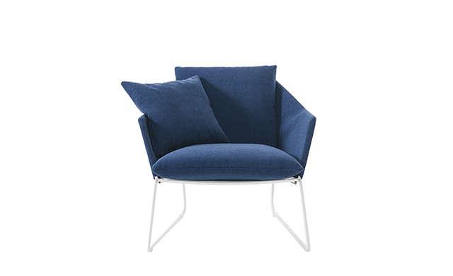 New York Outdoor - Lounge Chair / Saba Italia