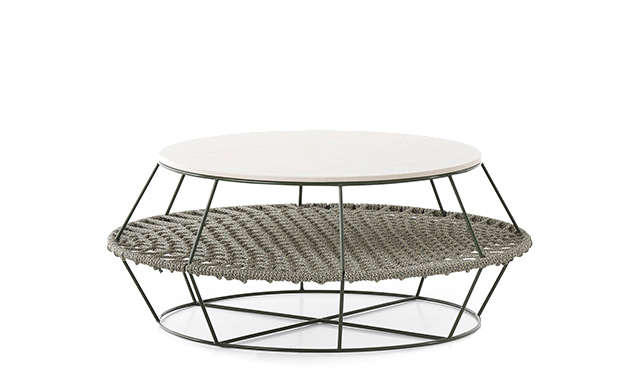 Ziggy XL - Low Table / Saba Italia