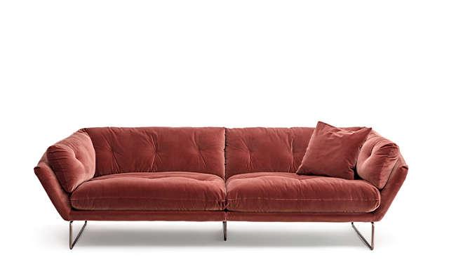 New York Suite - Sofa / Saba Italia