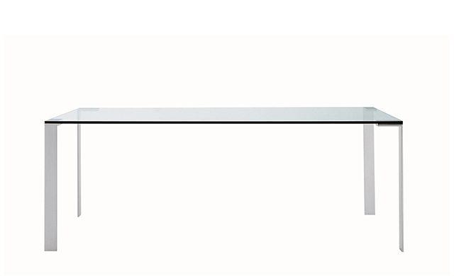 Liko Glass - Dining Table / Desalto