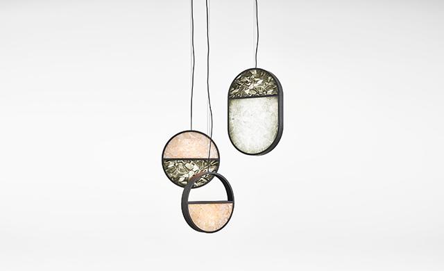 Geometric - Pendant Light / Brokis Lighting