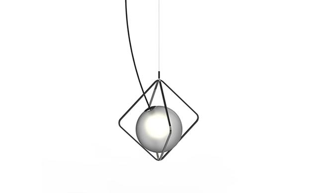 Jack O'Lantern Large - Pendant Light / Brokis Lighting