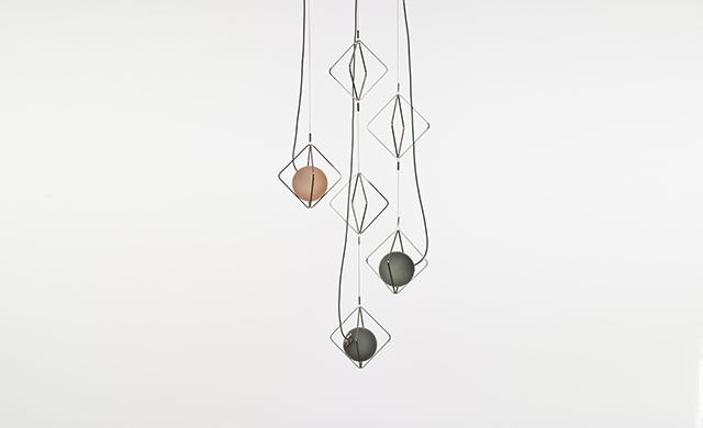Jack O'Lantern Small - Pendant Light / Brokis Lighting