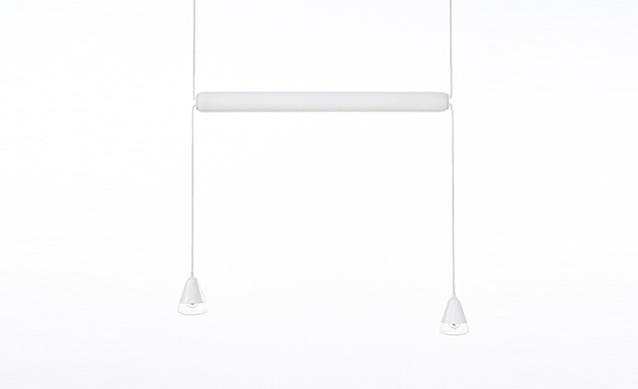 Puro Single - Pendant Light / Brokis Lighting