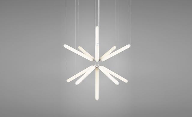 Puro Sparkle - Pendant Light / Brokis Lighting