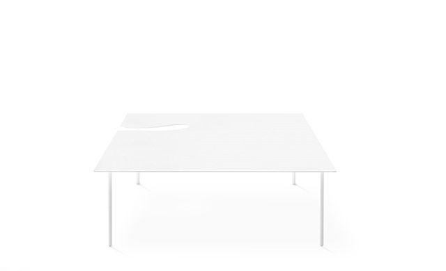 Softer than Steel - Coffee Table / Desalto