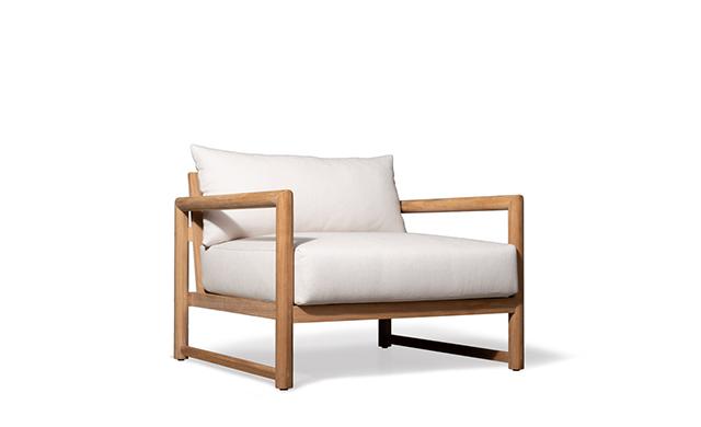 Breeze XL Teak - Arm Chair / Harbour Outdoor