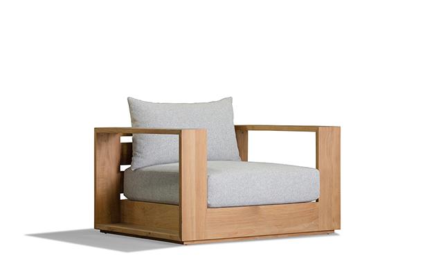 Hayman Teak - Arm Chair / Harbour Outdoor