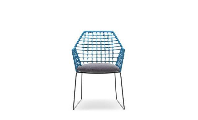 New York Soleil - Dining Chair / Saba Italia