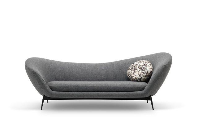 Oltremare - Sofa Collection / Saba Italia