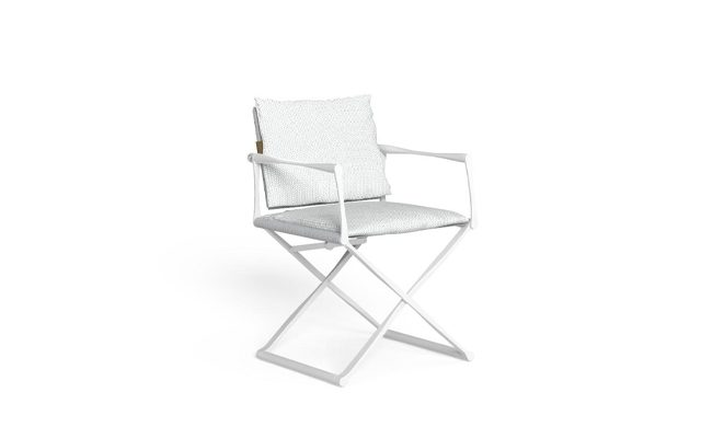 Riviera Director - Dining Chair / Talenti