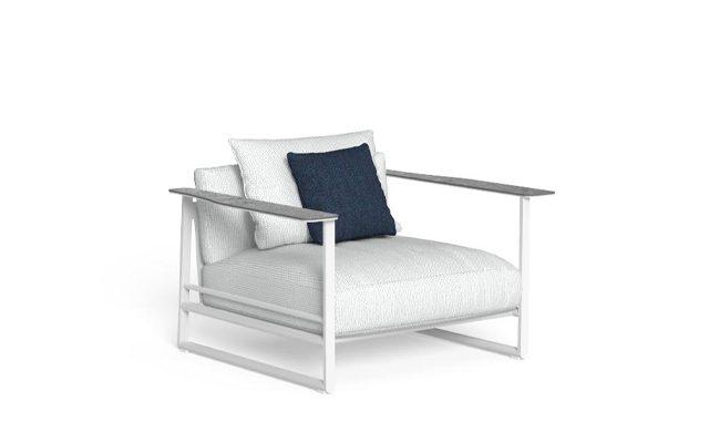 Riviera - Lounge Chair / Talenti