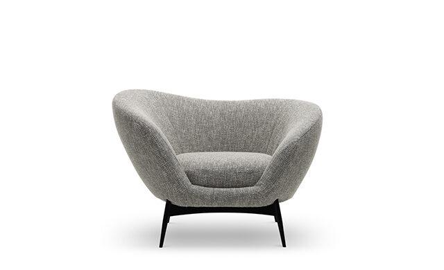 Oltremare - Lounge Chair / Saba Italia