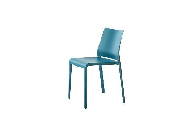 Lisbona + Riga - Dining Chair / Desalto